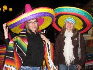 More fun hats at Epcot, Disney World
