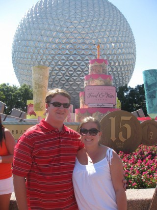 Yay - Food and Wine Festival at Epcot, Disney World