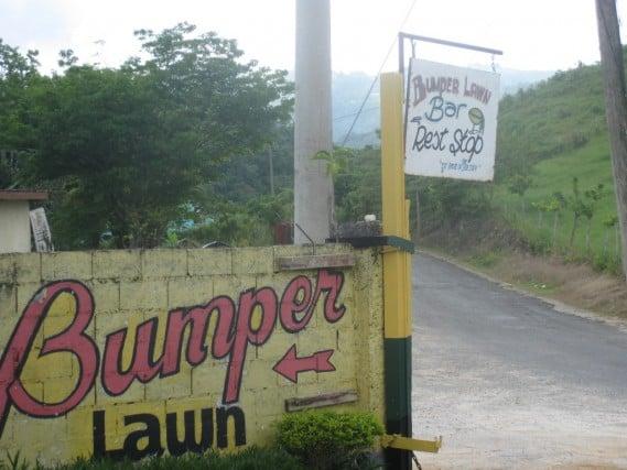 Bumper Lawn Rest Stop - Jamaica