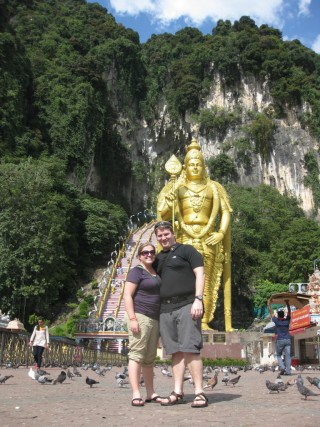 Going With the Flow:  One Crazy Bus Ride in Kuala Lumpur, Malaysia