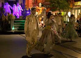 Disney's Halloween Party Parade