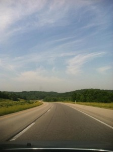 Hoosier National Forest, Indiana, Driving, Beautiful