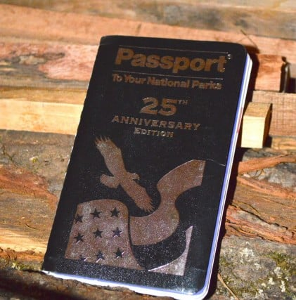 National Park Passport Book