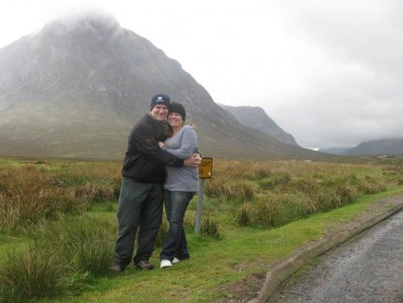 Ever Changing Landscape - Scottish Highlands