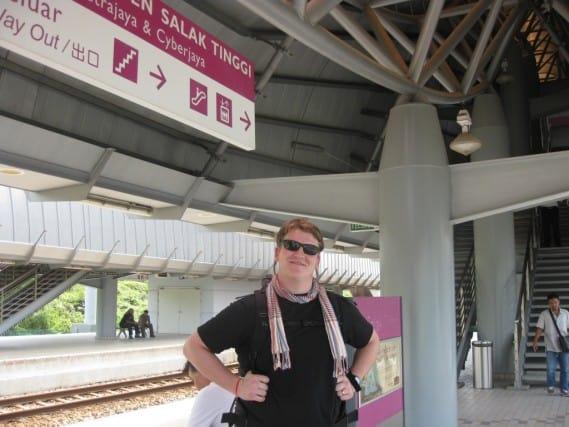 KLCC, Kuala Lumpur, KL, Malaysia, fast train, stopover, peanuts or pretzels, travel blog