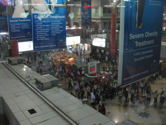 Kuala Lumpur, Malaysia, Transportation, Train, Metro