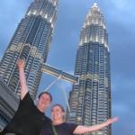 Geocaching Kuala Lumpur, Malaysia – Petronas Twin Towers Geocache