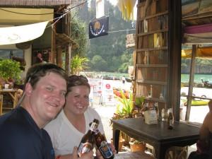Railay Beach, Thailand, Ao Nang, Krabi, adventure travel, peanuts or pretzels blog