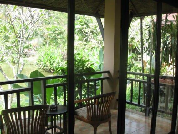 Railay Beach, Princess Resort & spa, Thailand, Krabi, Balcony room, pond view