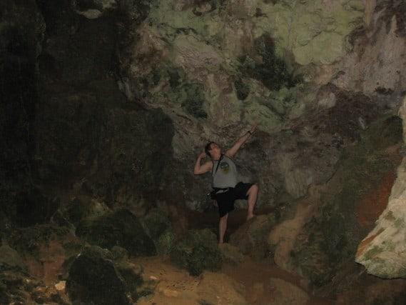 railay beach, thailand, krabi, caves, rock climbing, hiking, adventure, peanuts or pretzels travel blog
