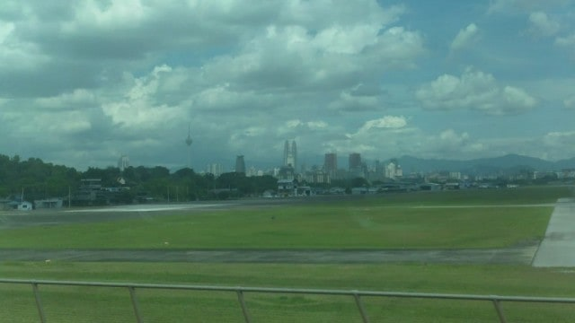 KLCC, kuala lumpur, malaysia, train from airport, views of KL city