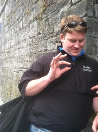 geocaching in dublin ireland