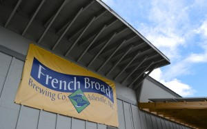 Touring the French Broad Brewery in Asheville North Carolina