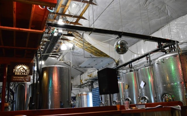 Inside Look at French Broad Brewing Company – Asheville, North Carolina