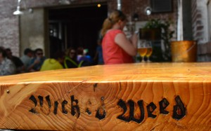 Touring Wicked Weed Brewery in Asheville North Carolina