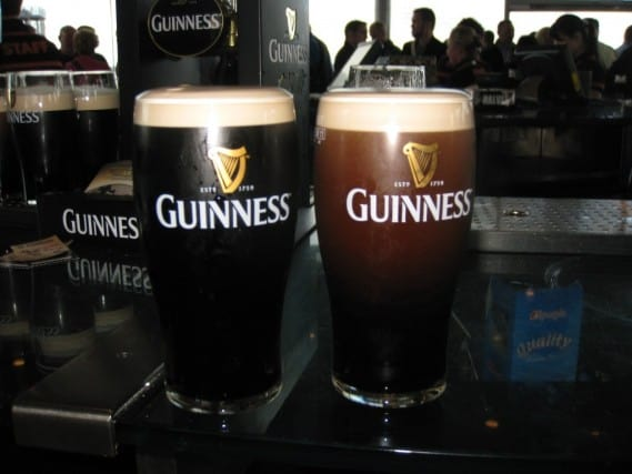 Guinness Storehouse: One of the Best Things to do in Dublin Ireland