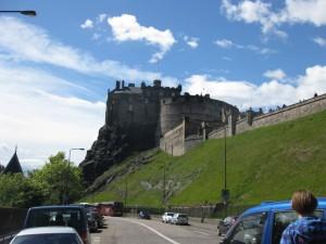 Edinburgh, Scotland, Geocaching, Geocache, Garmin, Mars, Hike, wifi, borrowing, iPhone, Mountainsmith, peanuts or pretzels, europe, royal mile, Castle Rock, Castle Rock Hostel, Hostel