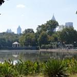 Geocaching Piedmont Park in Atlanta, GA – Just a Walk in the Park