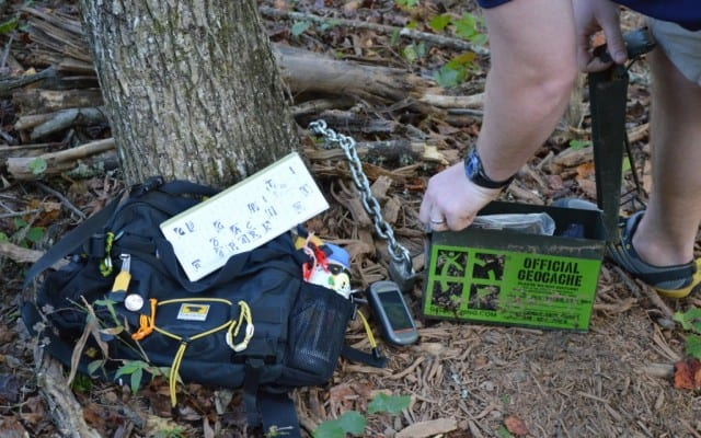 Must Haves in Your Geocaching Bag