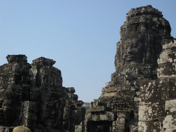 Cambodia, Geocaching, Elephant Terrace, look out, cache, poke it, top of hill, adventure, peanuts or pretzels, trail, curious