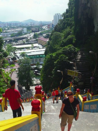 Batu Caves, Malaysia, KL, Kuala Lumpur, Beyond the Postcard, Monkeys, religion, blessed, culture, around the world, experience, Peanuts or Pretzels, passport, asia, adventure, living