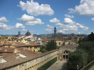 florence italy, pitti palace in florence, religious artwork in florence, florence artwork, walking tour of florence, travel bloggers, peanuts or pretzels travel blog, palazzo Pitti, palaces in florence italy, florence italy gardens, boboli gardens florence