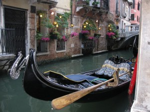 Never get sick of seeing beautiful scenes like this in Venice Italy