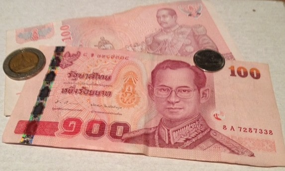 Thai Baht - Currency