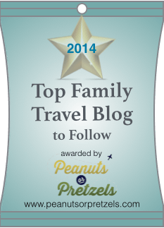 Top Family Blogger Award 2014