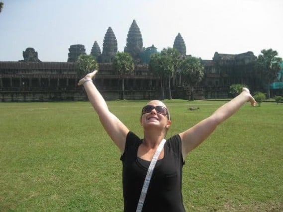 Divergent Travelers, Love of Travel Series, Couples Travel, Cambodia, Mexico, Living the Dream, Balance, Interview, Meet a traveler