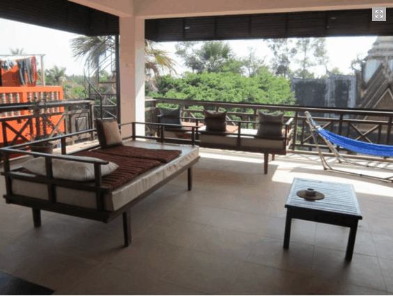 Siem Reap Hostel, Cambodia, Siem Reap, Angkor Wat, Hostel, common area, pool, Temples, Lodging review, hotel review, hostel review