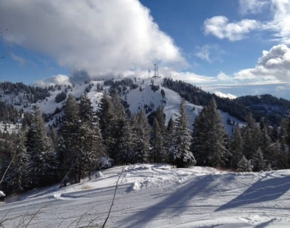 Top 5 Ski Resorts in Idaho