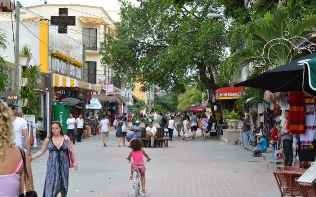 Playa de Carmen, Geocaching, Geocache, Yucatan peninsula, Yucatan, Mexico, Venezuelan food, food