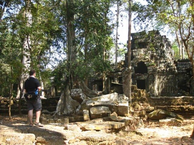 Geocaching Cambodia