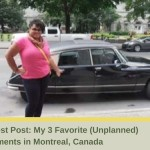 Guest Post: My 3 Favorite (Unplanned) Moments in Montreal, Canada