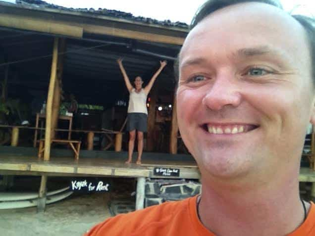 Husband in Tow, Love of Travel Series, Peanuts or Pretzels, interview, couples travel, Eric & Amber, nomadic life,