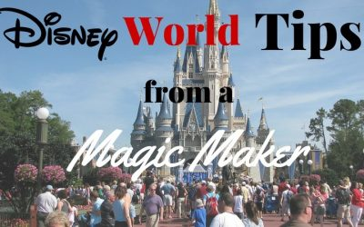 "Top 10 Expert Walt Disney World Tips From a Former ""Magic-Maker"""