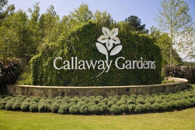 A Geocaching Resort – Callaway Gardens in Pine Mountain, GA