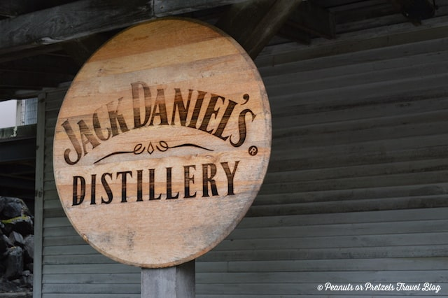 Jack Daniel's Distillery in Lynchburg Tennessee
