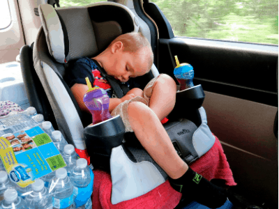 Guest Post:  Road Trips With Young Kids – by Dave D.