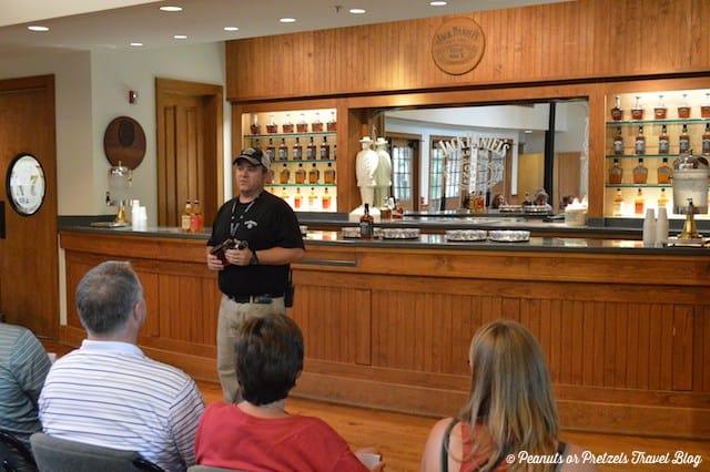 Jack Daniels, Jack Daniels Distillery, Lynchburg TN, Tennessee, Tennessee Whisky, Whisky tour, brew tour, brew, whisky tasting, walking tour, tasting tour
