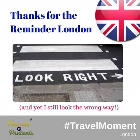 Thanks for the Reminder London #travelmoment