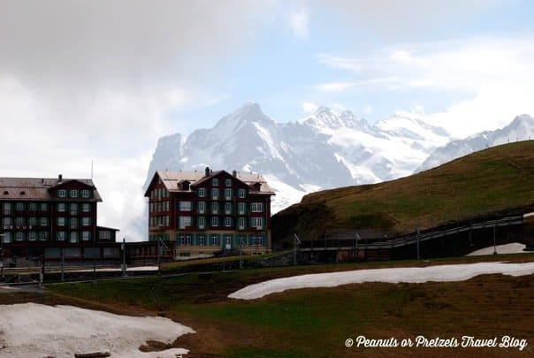 jungfraujoch, train to top of europe, jungfrau train, high alpine villages, things to do in switzerland, travel blog, peanuts or pretzels.