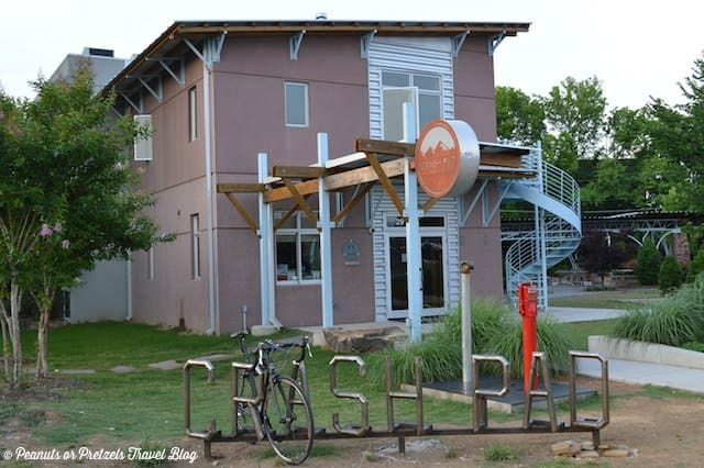 Chattanooga, Tennessee, TN, The Crash Pad Hostel, Crash Pad, Hostel Review, Hostel