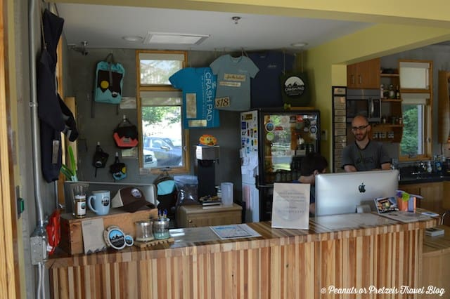 Chattanooga, Tennessee, TN, The Crash Pad Hostel, Crash Pad, Hostel Review, Hostel