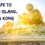 Escape to Lantau Island while visiting Hong Kong