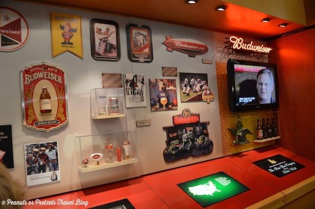 Budweiser History