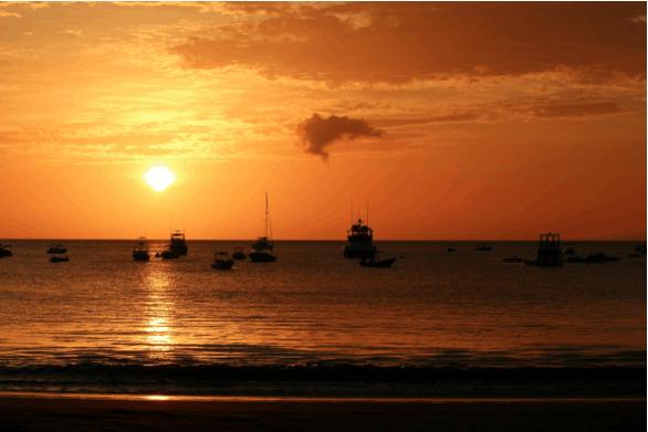Love of Travel, My Tan Feet, Costa Rica, Travel Blog, Couple travel