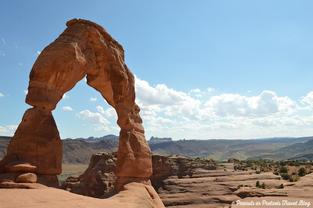 Hiking in Arches National Park to See the Most Famous Arch of All
