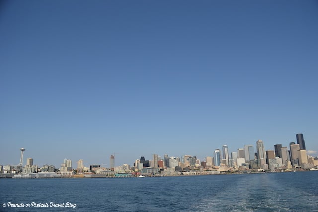 Why not take a boat cruise around Seattle?